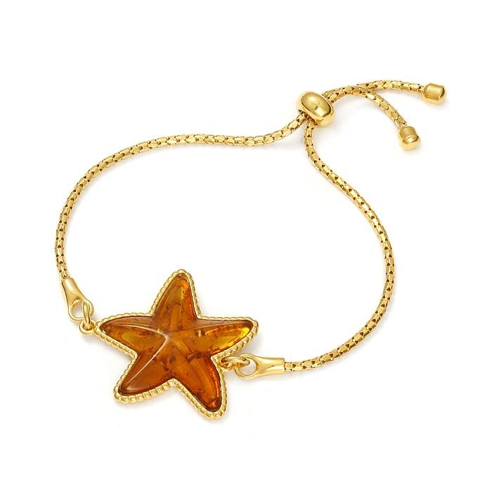 SeaStar Gold – Bransoletka